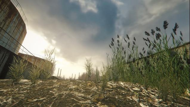 Реалистичная трава и другая зелень
