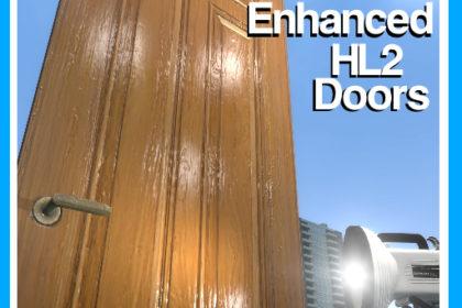 Улучшенные двери HL2