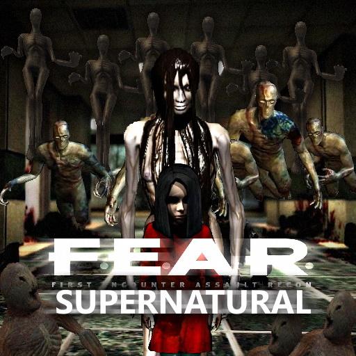 F.E.A.R. монстры и существа
