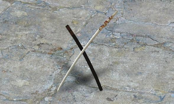 Катана - боевой меч ниндзя