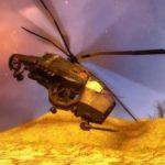 Тяжелый вертолет — охотник (НПС)