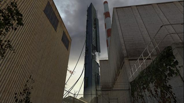 """Цитадель из """"Half-Life 2"""