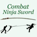 Боевой меч ниндзя