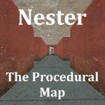 Nester — случайно сгенерированная карта