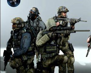 Modern Warfare 3 - плеермодели