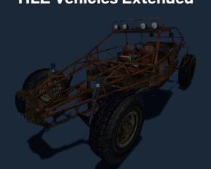 Half-Life 2 модели для джипа и воздушного катера