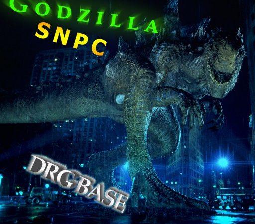 Годзилла SNPC(s)