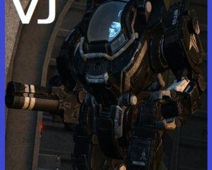 Atlas из Mass Effect