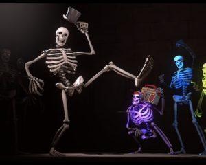 Усовершенствованный скелет (PM)