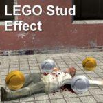 Выпадение кнопок LEGO при уничтожении НПС
