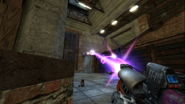 Оружие из Unreal Tournament 2004 SWEPs