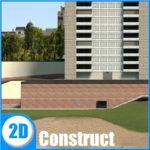2D карта «Construct»