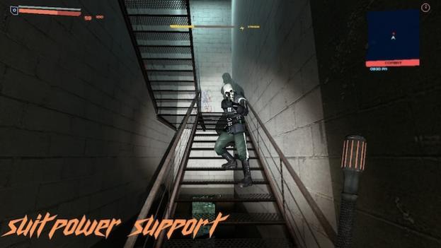 HUD из игры CyberPunk 2077