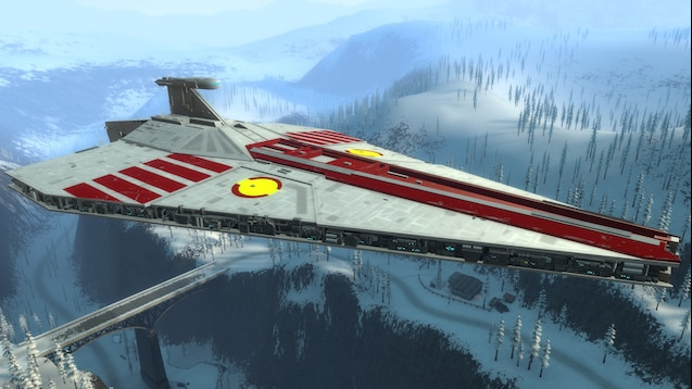 Корабли из Star Wars
