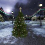 Рождественская елка из The Sims 4