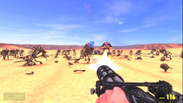 Оружие из Serious Sam 3:BFE