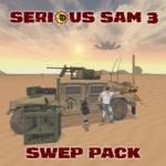 Оружие из Serious Sam 3:BFE