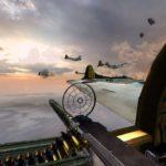 Миссия внутри бомбардировщика из Call of Duty: United Offensive