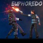 EuphoRedo реалистичное падение при смерти НПС