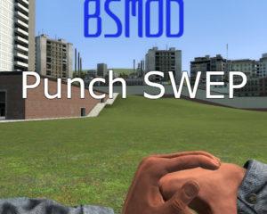 Рукопашный бой (удары кулаками и ногами)