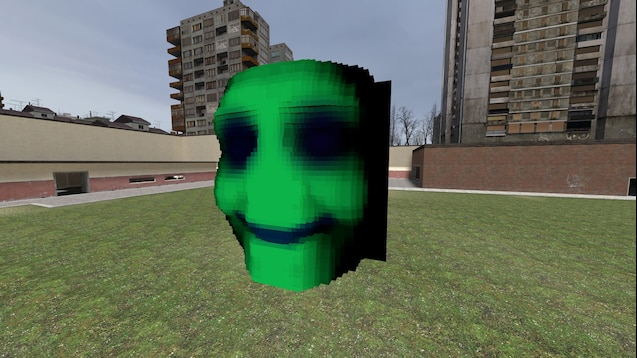 3D Редактор пиксельной графики