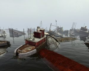 Корабельное кладбище