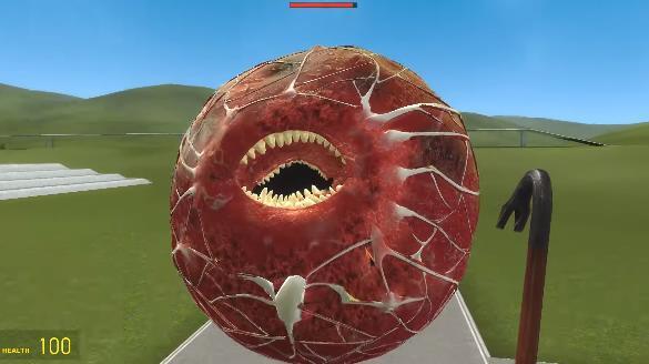 The Meatball NEXTBOT - монстр Тревора Хендерсона