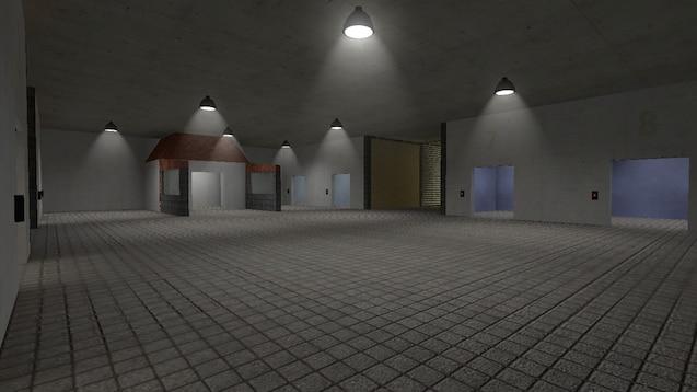 Gm_Pantheon острова с множеством функциональных конструкций