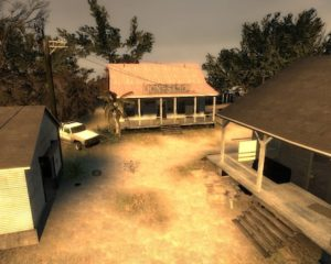 Карта Plankcountry из Left 4 Dead 2