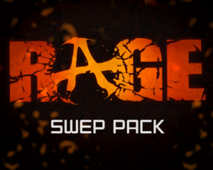 Оружие из RAGE SWEP Pack