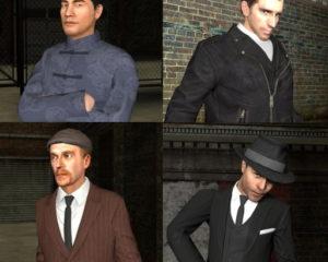 Плеермодели мафии 1940-х годов