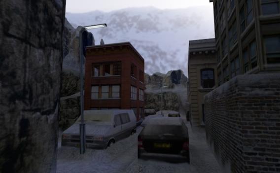 Карта survivor from Counter-Strike 1.6