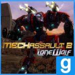 Мехи из Mechassault 2