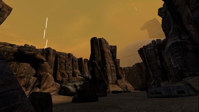 Звездные войны: Республиканский коммандос - Геонозийские каньоны