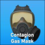Противогаз для защиты от газа и радиации