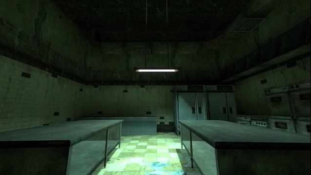 Gm_cessation карта заброшенного нового проспекта Half Life 2