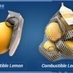 Лимонка — портативный коктейль Молотова