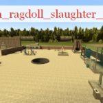 Gm_ragdoll_slaughter_v6 карта с орудиями пыток