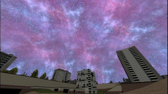 Звездное небо (для Sky Editor)