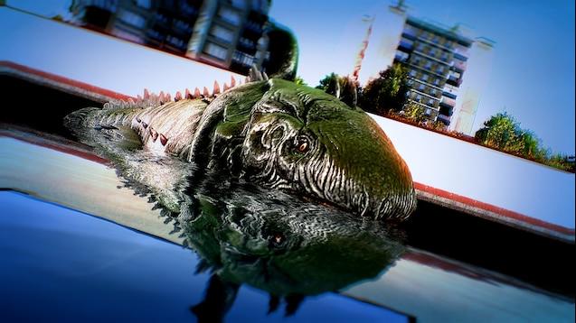 Дунклеостей - огромная хищная рыба